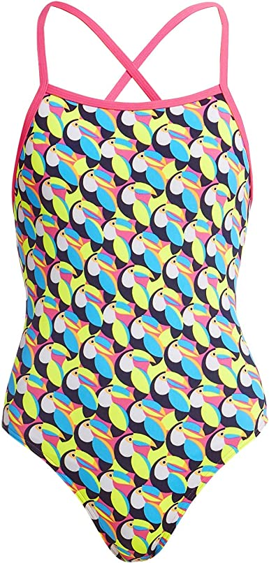 Funkita Toucan Do It Maillot de Bain résistant au Chlore