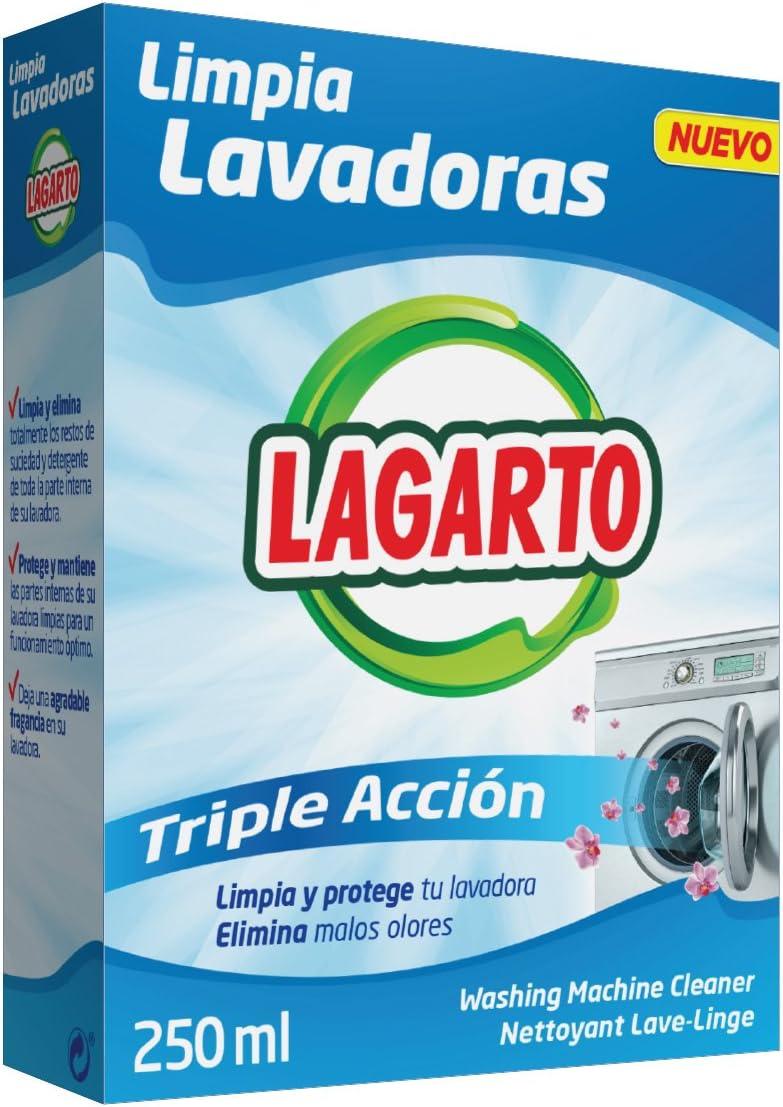 Lagarto Limpia Lavadoras - 304 gr: Amazon.es: Salud y cuidado personal