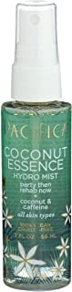 product image for Pacifica, Hydro Mist Coconut Essence Caffeine, 2 Fl Oz