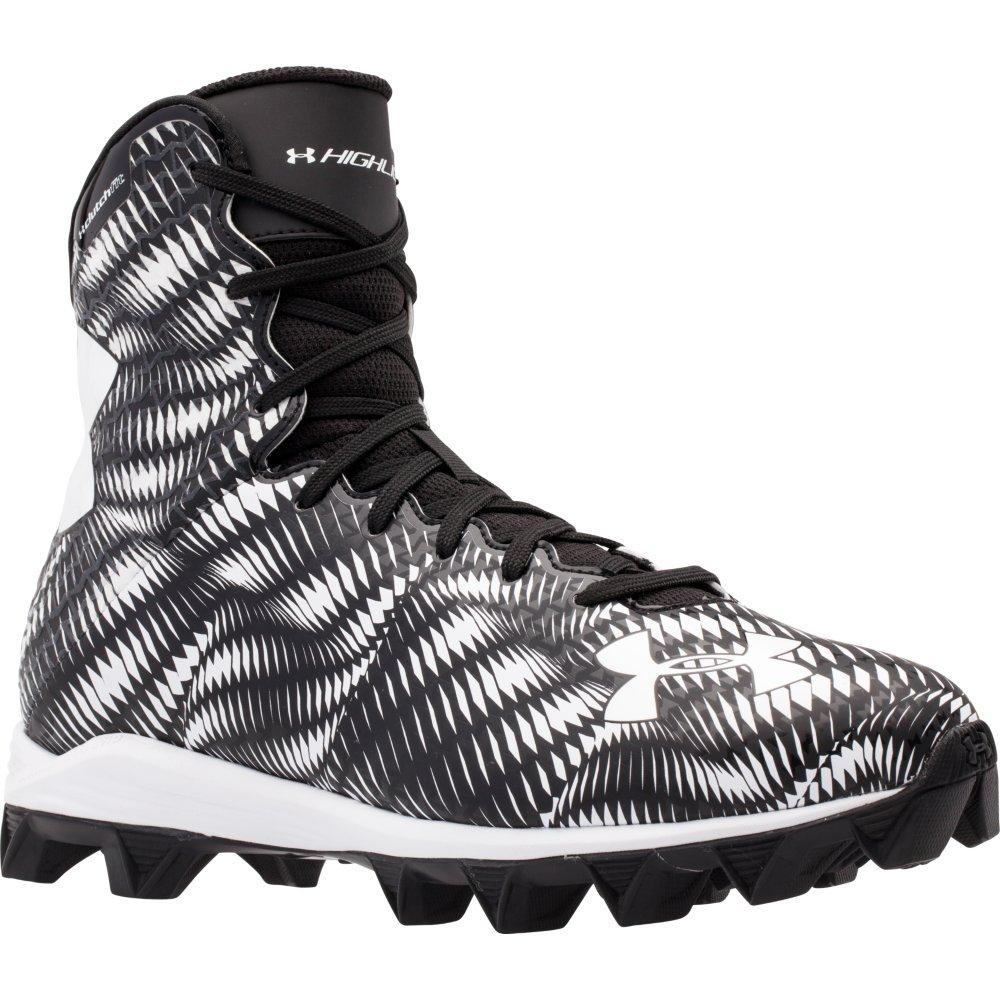 Under Armour Men's Highlight RM Football Cleats Black Size 10 M US