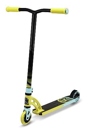 Patinete Scooter Madd Gear MGP VX6 Pro Amarillo/Turquesa
