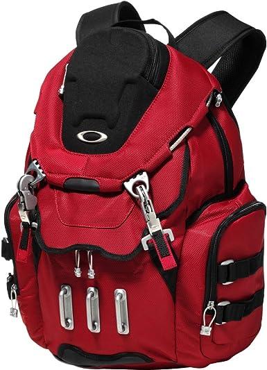 Amazon Com Oakley Men S Bathroom Sink Backpack Dark Red One Size Casual Daypacks