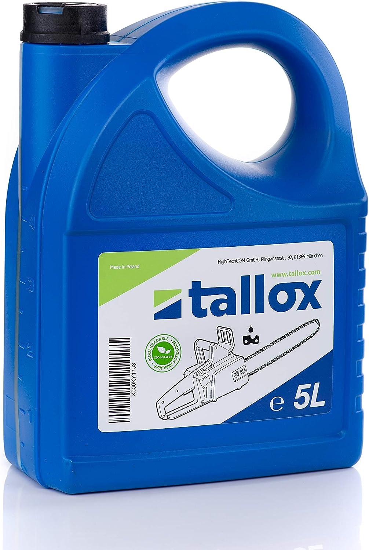 tallox aceite adhesivo de cadena 5L: Amazon.es: Bricolaje y ...