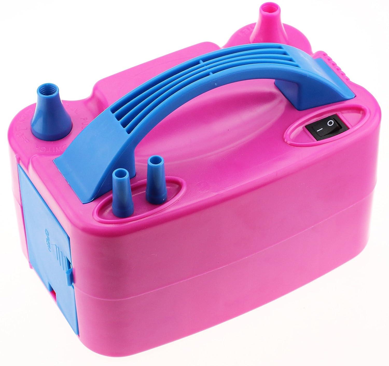 amazon com lotfancy electric balloon pump dual nozzle balloon