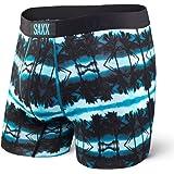 Saxx Underwear Herren Vibe Boxer Sportunterwäsche Funktionsunterhose Neu