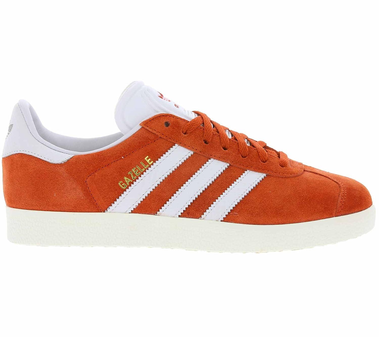 316c5b56b2ab adidas Originals Gazelle W Women s Sneaker Red S76026  Amazon.co.uk  Shoes    Bags