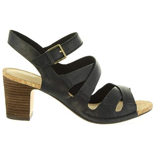 8fb2cdfbc07 Clarks Sandalia 26131822 Spiced AVA  Amazon.es  Zapatos y complementos