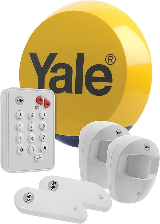 multicolor Yale YEFKIT1 Kit de alarma est/ándar de ajuste sencillo EF-SKIT