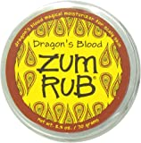 Zum Rub Dragon's Blood - 2.5 oz