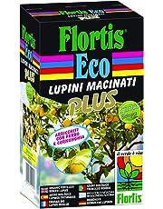 Flortis 1110416 Miscela di Concimi Organici, Lupini Macinati Plus, 800 g, 7x13.5x23.7 cm