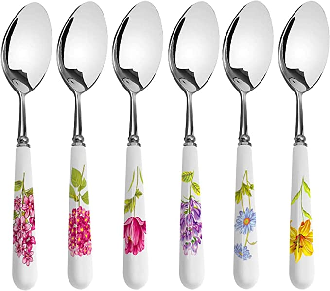 Butterfly Meadow Lenox 2 Dinner knives Dinner Salad fork Soup spoon Teaspoon