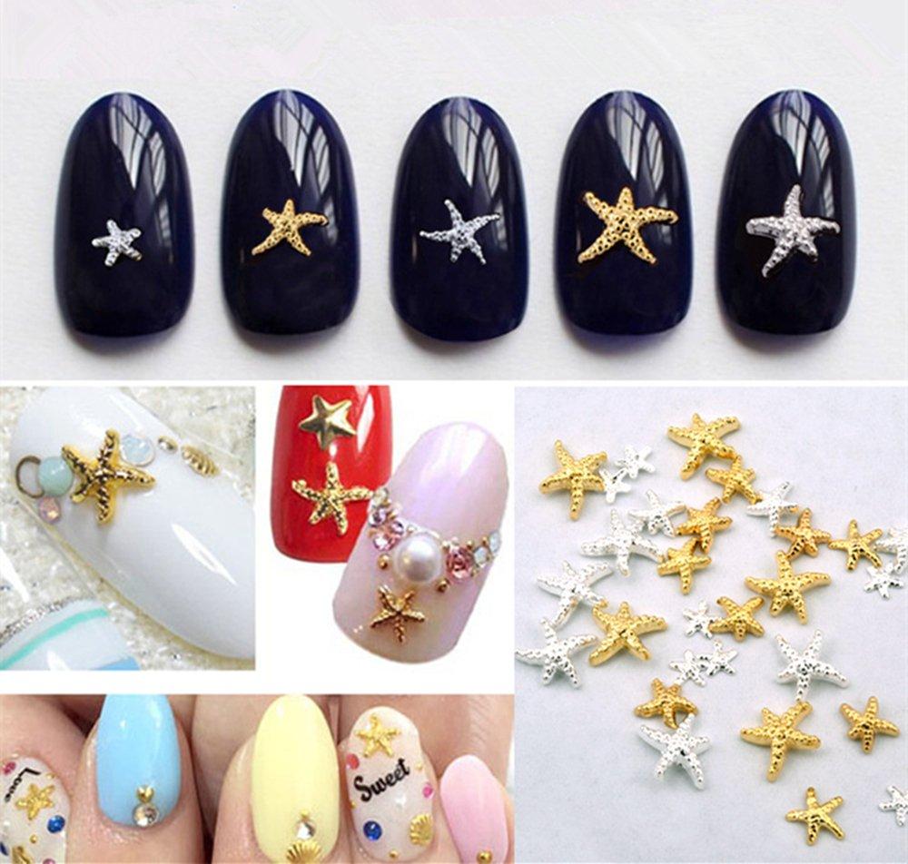 Holzsammlung 1 Boîte de Petit Strass Decoration Ongles Gel Tip Glitter rond Coloré en Résine pour Nail Art Manucure #43