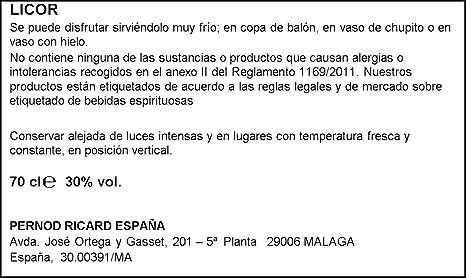 Ruavieja Licor de Hierbas - 700 ml: Amazon.es: Alimentación y bebidas
