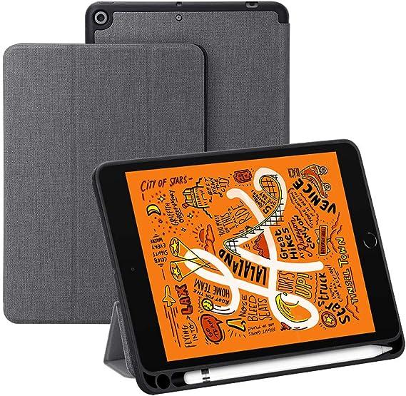 Apple iPad mini 5 Case with Auto Sleep//Wake Smart Cover for iPad mini 5th Gen