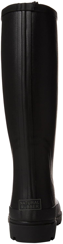 Regatta Mumford Welly Herren Langschaft Gummistiefel Schwarz (Black 800)