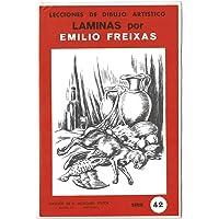 Lecciones de Dibujo Artístico. Láminas por Emilio Freixas Serie 42