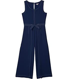 HABITUAL girl Girls Cadence CTRS Stitching Jumpsuit Big Kids