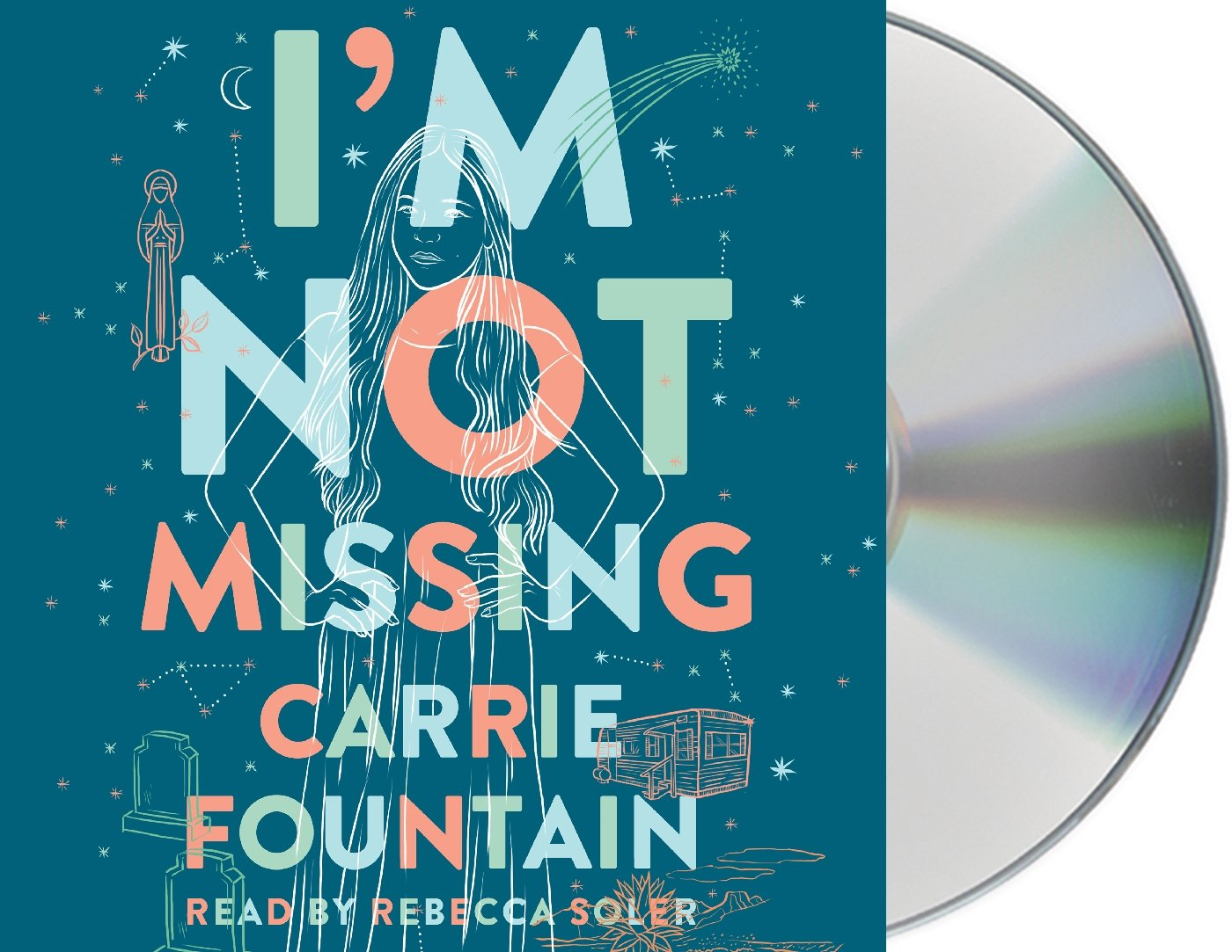 Im Not Missing: Amazon.es: Carrie Fountain, Rebecca Soler ...