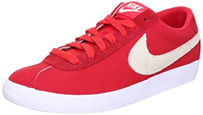 super popular 8a627 dfa8a Nike Mens Bruin Low Top Red Shoes Sneakers ...