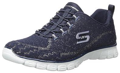 1a7fce7b5ad8 Skechers Sport Women s Ez Flex 3.0 Estrella Fashion Sneaker  Amazon ...