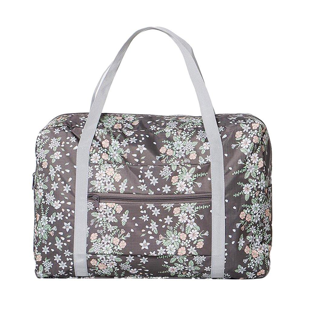 Homyl Unisex Reisetasche Handgepäck Sporttasche für Camping Outdoor - Dunkelblau