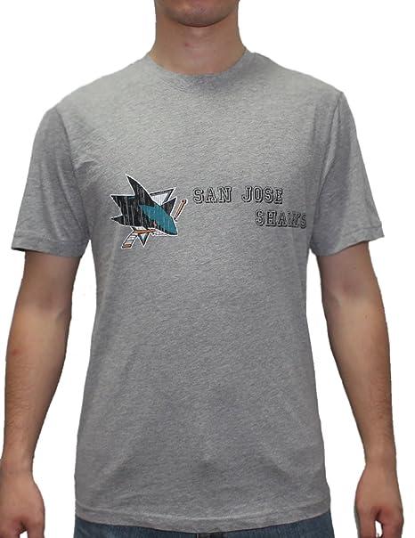 huge selection of 9d227 175dd Amazon.com: True-Sports-Fan Big & Tall Mens SJ Sharks ...