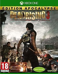 Microsoft Dead Rising 3 Apocalypse Edition, Xbox One Básico + complemento + DLC Xbox One vídeo - Juego (Xbox One, Básico + complemento + DLC, Xbox One, Supervivencia / Horror, M (Maduro), Capcom Vancouver)