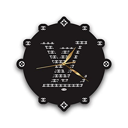 aee114278d72 Image Unavailable. Image not available for. Color  Exclusive Clock Louis  Vuitton ...