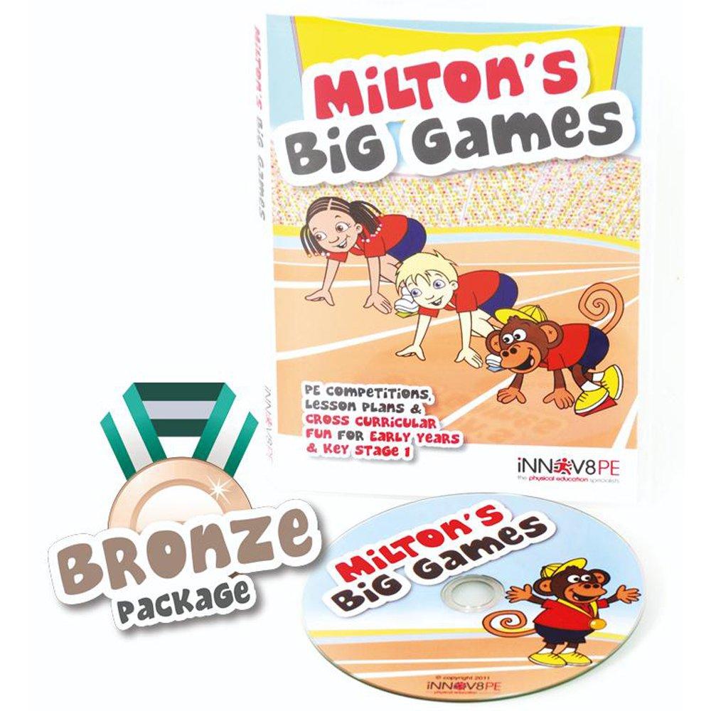 Innov8pe Miltons Big Games - Bronze Package (dvd)