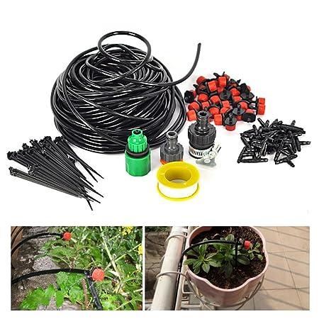Joyooo 25m Automatisch Gartenpflanze Gewachshaus Bewasserungssystem