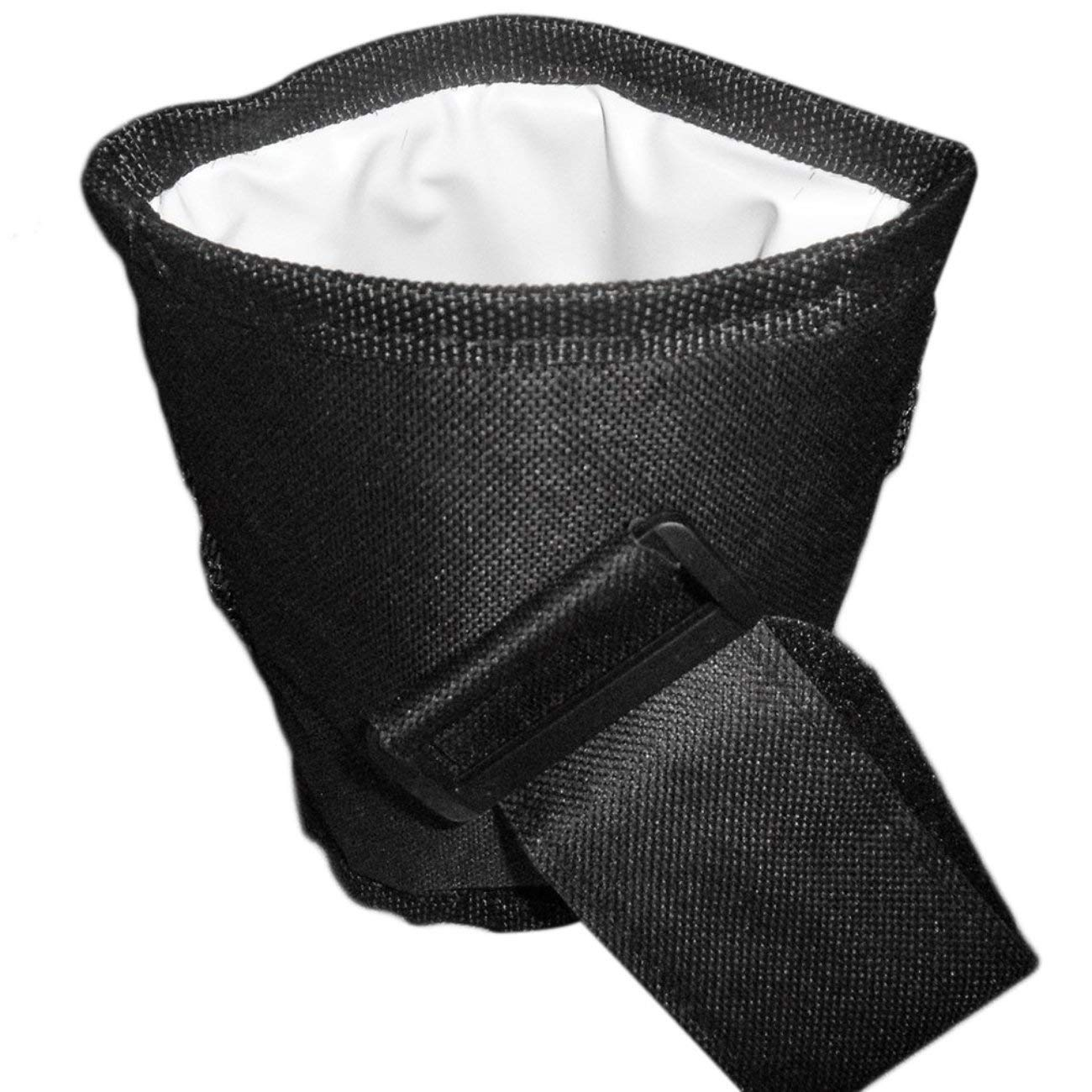 Schwarzer Kinderwagen Getr/änkehalter Milchflasche Rack Aufbewahrungstasche Tasche wasserdicht