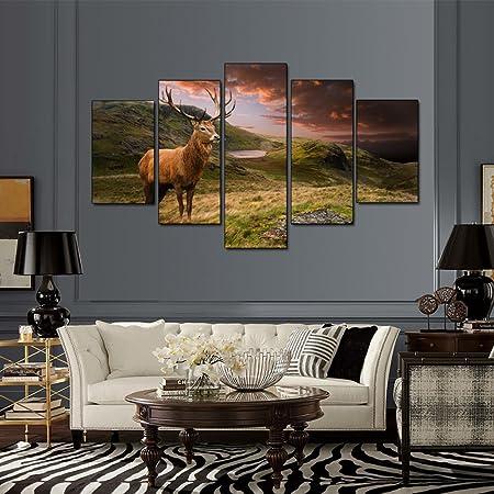 Gehören gerahmte Bilder Modular Wall Art Poster Frame Home ...