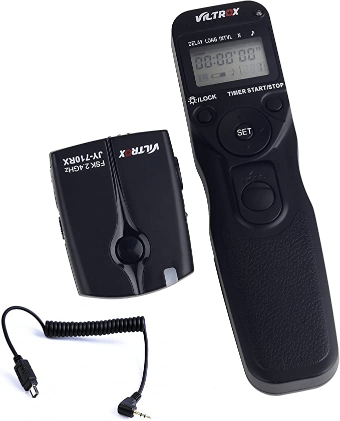 Viltrox Jy 710 2 4 Ghz Funk Fernauslöser Des Kamera