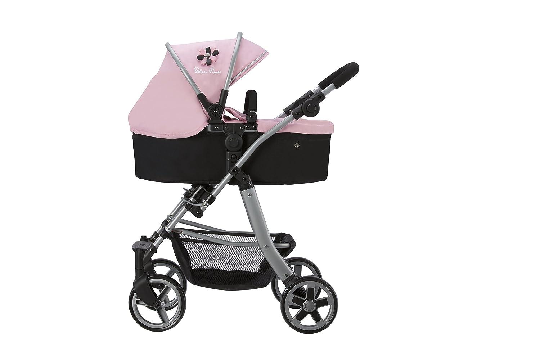 Amazon.es: Silver Cross Carrito para muñecos 5 en 1 Pioneer: Tejido Vintage Pink. Recomendado para niños de 4 a 8 años.: Juguetes y juegos