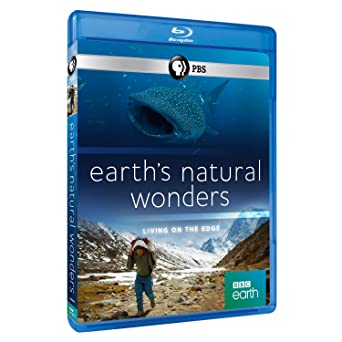 Earths Natural Wonders [Blu-ray]