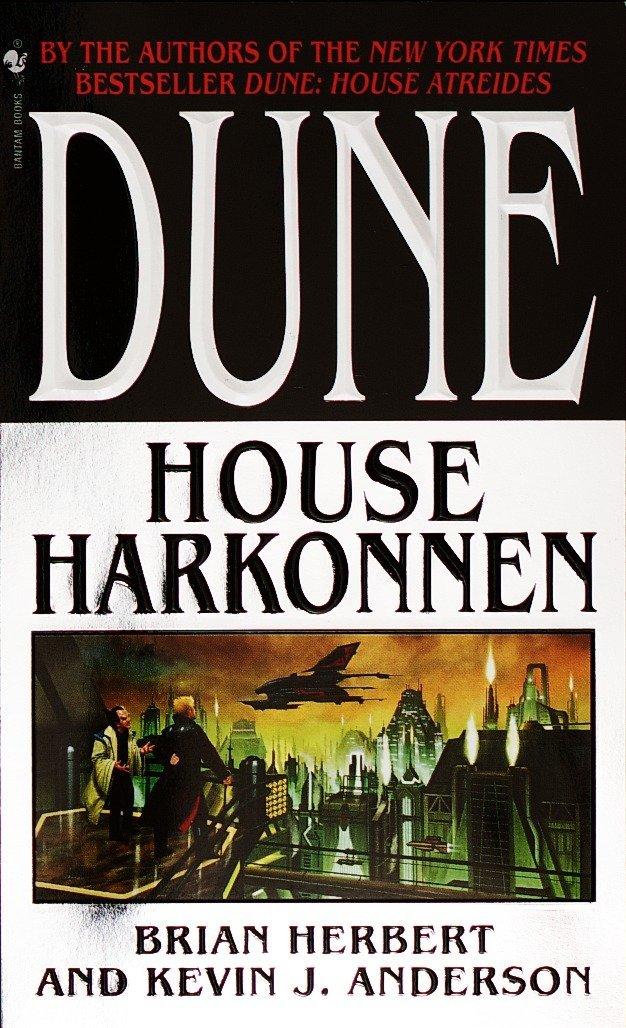 Dune: House Harkonnen (Prelude to Dune, Band 2)
