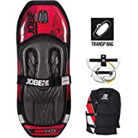 Jobe Shock Kneeboard Package - Kneeboarding, Color Negro
