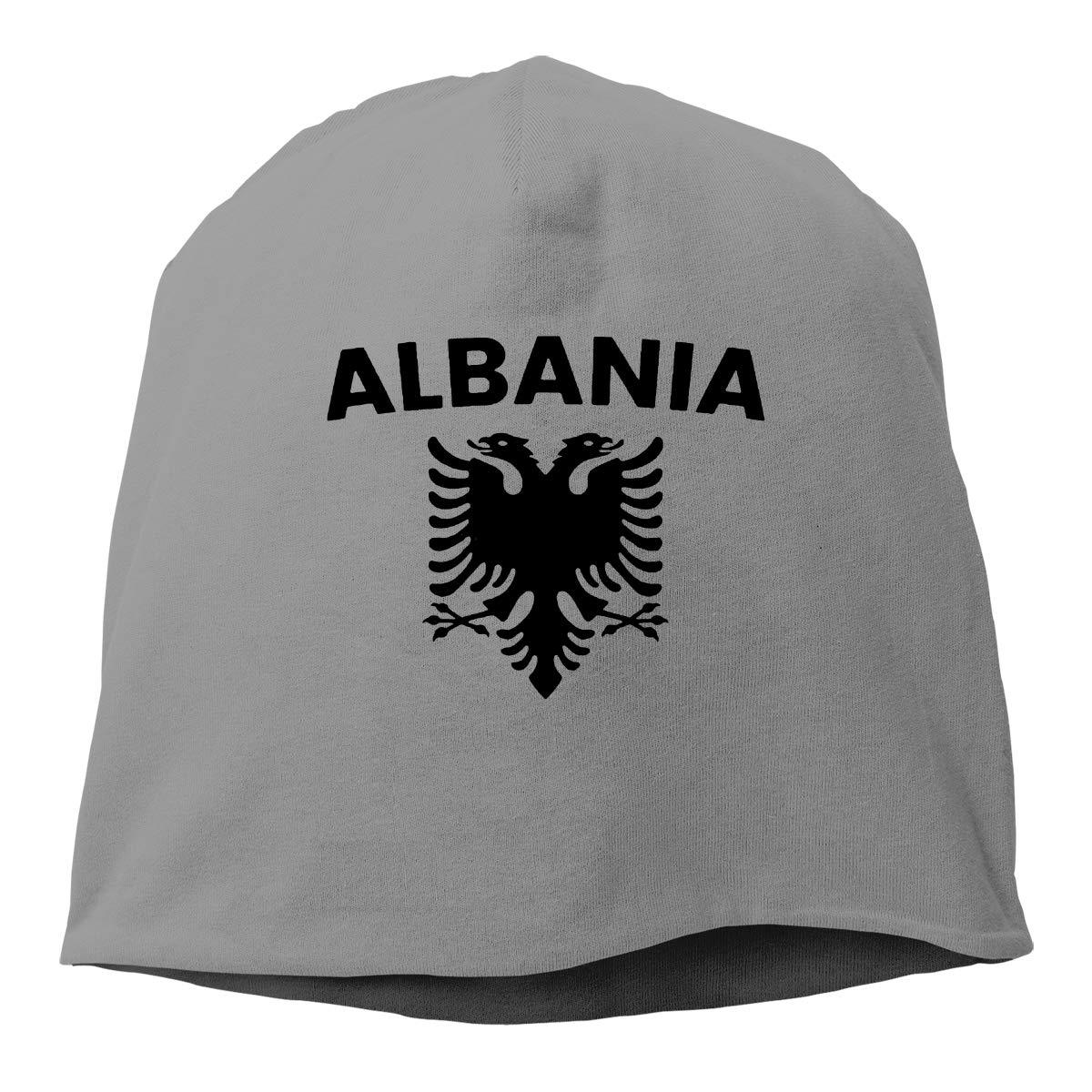 Albanian Eagle Unisex Knitted Hat Beanie Hat Warm Hats Skull Cap