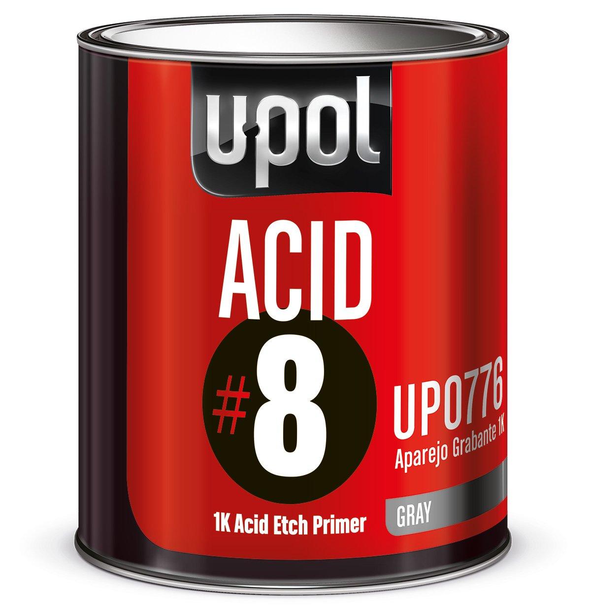 U-Pol Products ACID#8 Etch Primer - 1 Liter by U-Pol