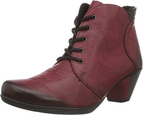 Rieker Damen Y7220 Kurzschaft Stiefel