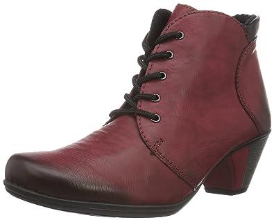 edb426f6276c Rieker Damen Y7220 Kurzschaft Stiefel  Amazon.de  Schuhe   Handtaschen