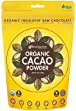 pHresh Superfoods Premium Cacao Powder - Great Taste Unsweetened Healthy Rich Dark Chocolate 453.59g (16oz) - Certified 100% Organic Vegan Keto Gluten Free Non-GMO – Amino Acids Protein Fiber