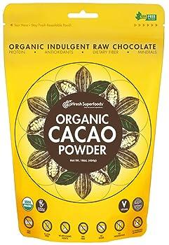 pHresh Superfoods Premium Organic Cacao Powder