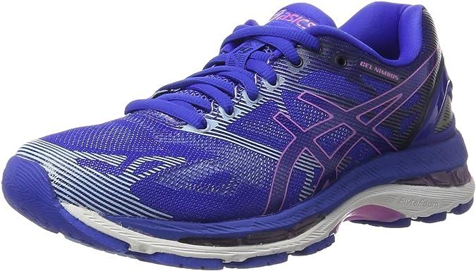 ASICS Gel-Nimbus 19, Zapatillas de Running para Mujer: Amazon ...