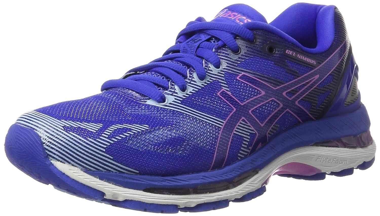 Asics Gel-Nimbus 19, Zapatillas de Running para Mujer 36 EU|Azul (Blue Purple / Violet / Airy Blue)