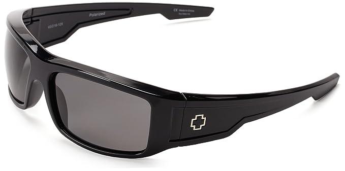 5c83d7bc43 Amazon.com  SPY Optic Colt Wrap Sunglasses  Clothing