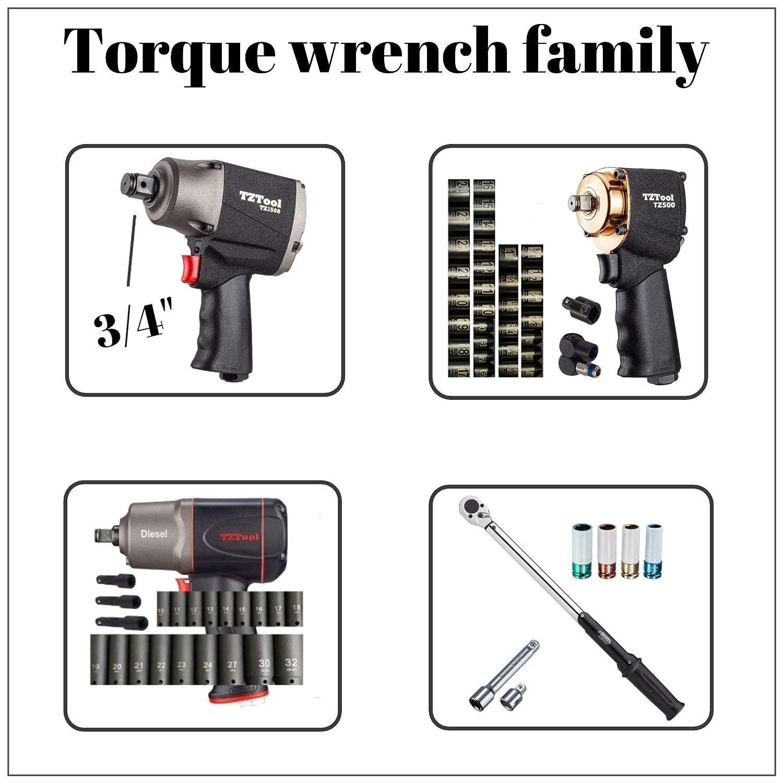 3-19+ 20-110 8013 Torque wrench set
