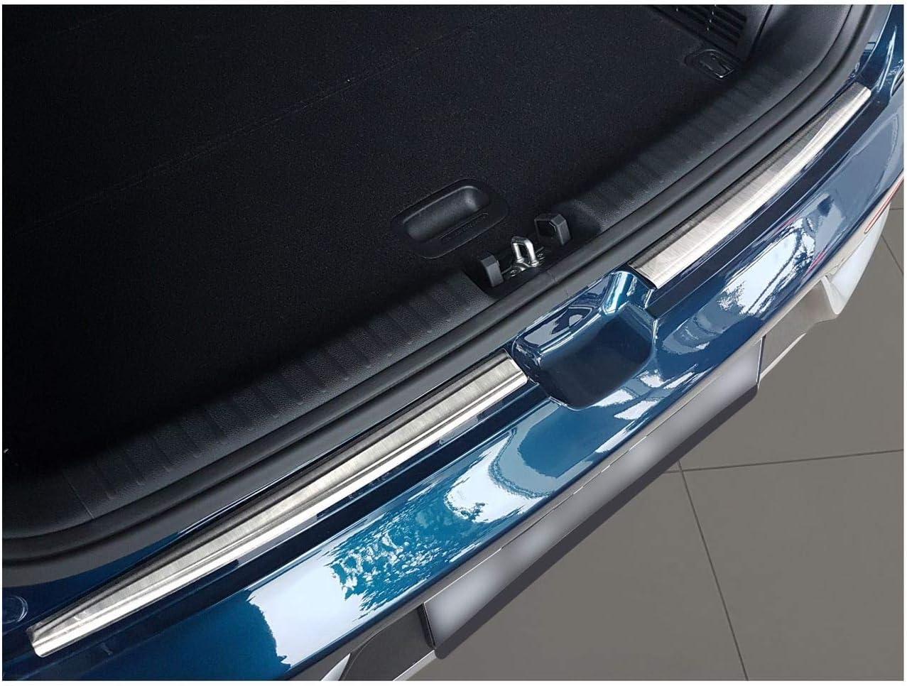 Ladekantenschutz Folie für Kia Niro ab Bj 2016 Lackschutzfolie Selbstklebend
