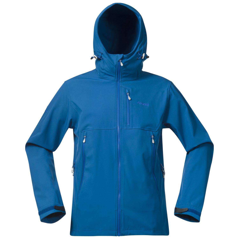 Bergans Men鈥瞫 Functional jacket Stegaros 7040-7101 Blue EU XXL