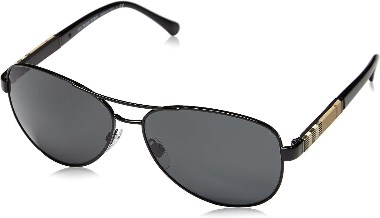 7df1a45d24 Burberry Women s 0BE3080 100187 59 Sunglasses